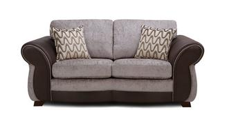 Himara Formal Back Small 2 Seater Sofa