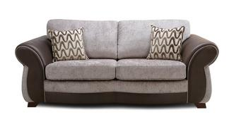 Himara Formal Back 3 Seater Sofa