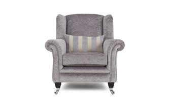 Plain Wing Chair Hogarth Plain