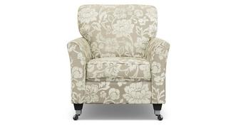 Hogarth Floral Accent Chair