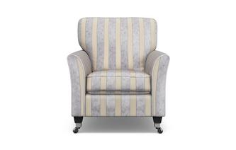 Accent fauteuil Hogarth Stripe