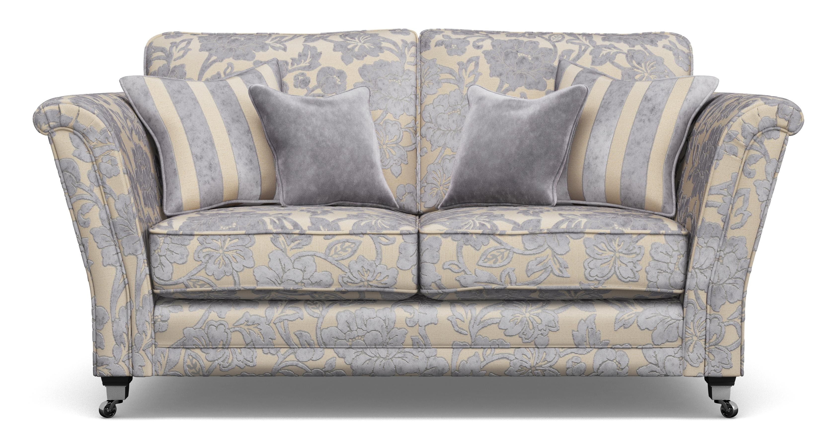 Hogarth Floral 2 Seater Sofa Hogarth Floral Dfs Ireland