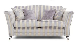 Hogarth Striped 2 Seater Sofa