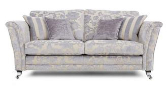 Hogarth Floral 3 Seater Sofa