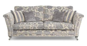 Hogarth Floral 4 Seater Sofa