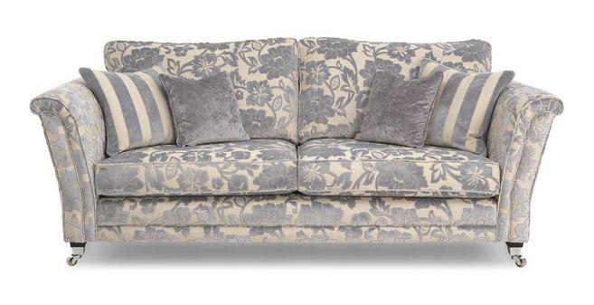 Floral Sofa hogarth floral 4 seater sofa hogarth floral | dfs