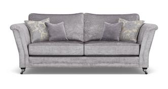 Hogarth Plain 4 Seater Sofa