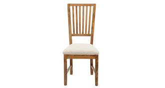 Holborn Dining Chair with Fabric Seat Pad