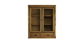 Holborn Small Glazed Hutch