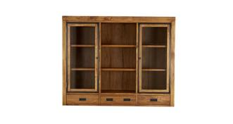 Holborn Large Glazed Hutch