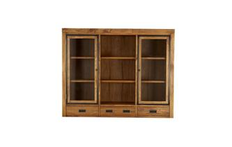 Large Glazed Hutch Holborn