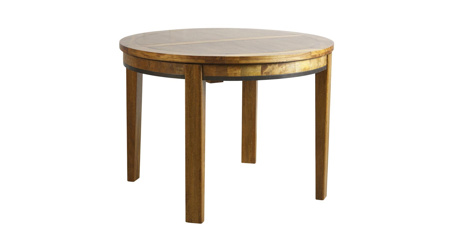Holborn round extending dining table dfs for Dining room tables dfs