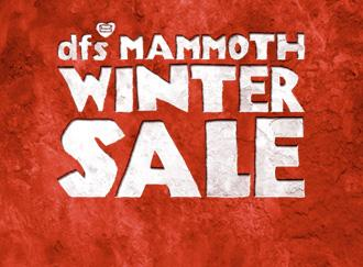 Mammoth Winter Sale