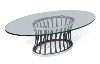 Oval Coffee Table Horizon