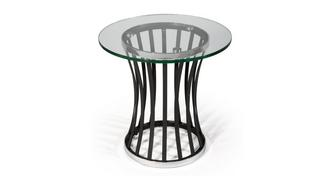 Horizon Round Lamp Table