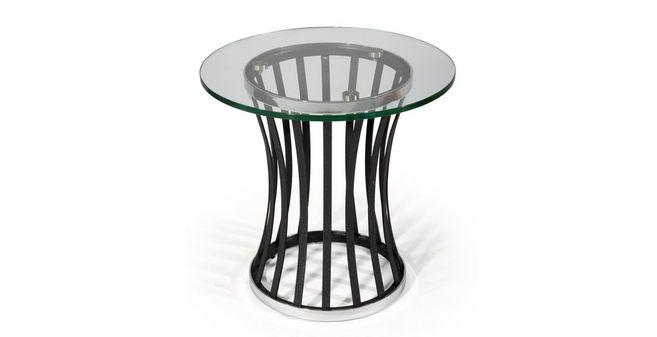 Superbe Horizon: Round Lamp Table