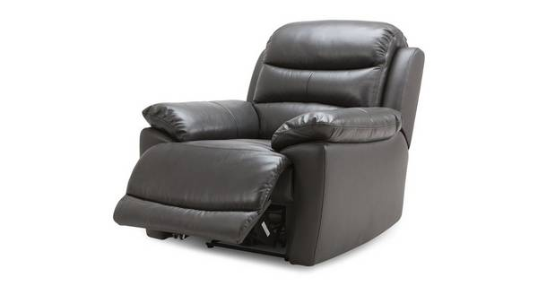 Hudson Manual Recliner Chair