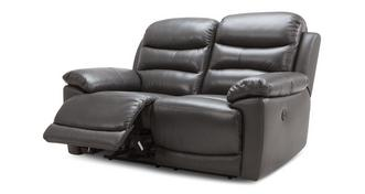 Hudson 2 Seater Power Recliner
