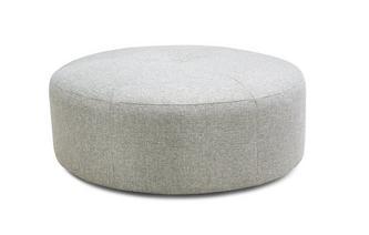 Plain Round Footstool
