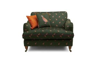 Partridge Cuddler Sofa
