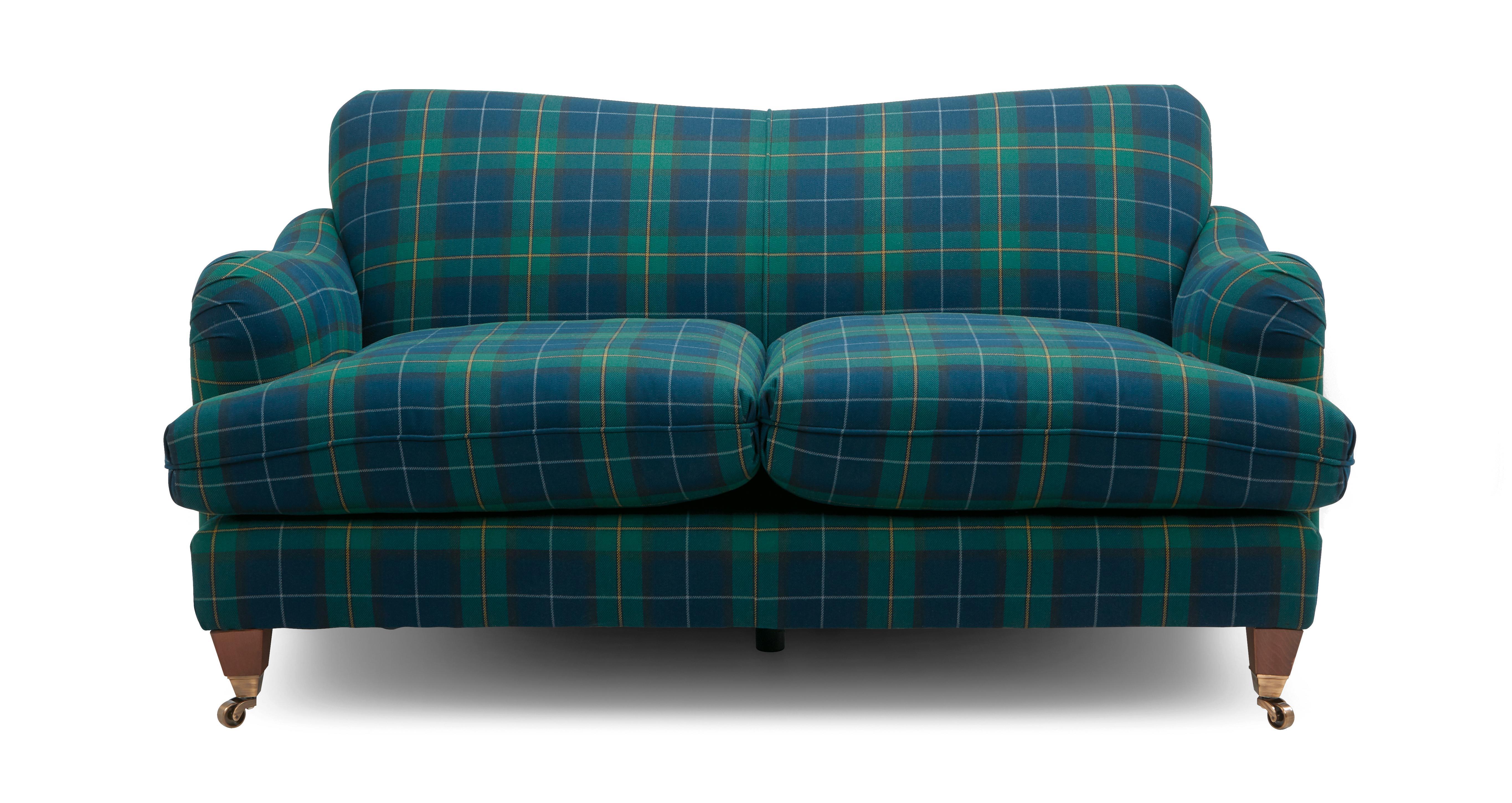 Ilkley Plaid 2 Seater Sofa Ilkley Plaid Dfs