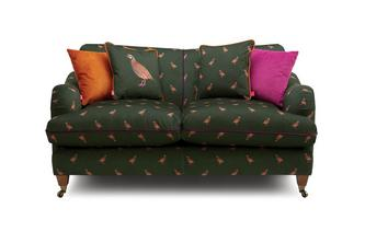Velvet 2 Seater Sofa Peter Partridge