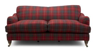 Ilkley Plaid 3 Seater Sofa