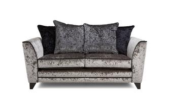 2 Seater Pillow Back Sofa Illumino