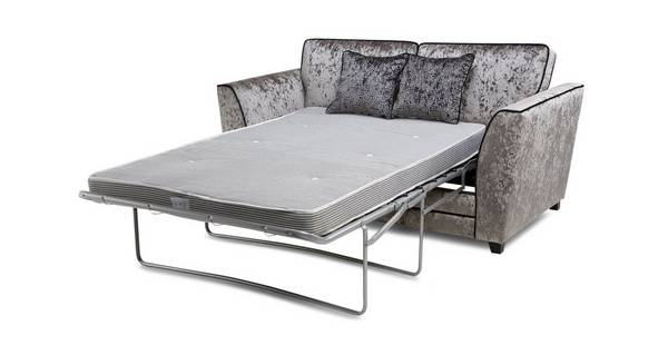 Illumino 2 Seater Formal Back Deluxe Sofa Bed