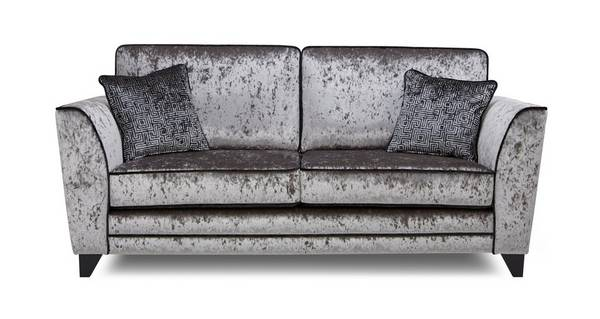 Illumino 3 Seater Formal Back Sofa