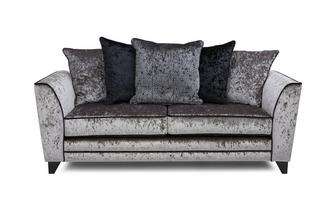 3 Seater Pillow Back Sofa Illumino