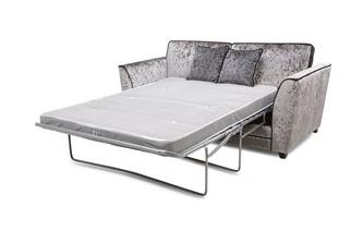 3-zits Deluxe slaapbank met traditionele rugkussens Illumino