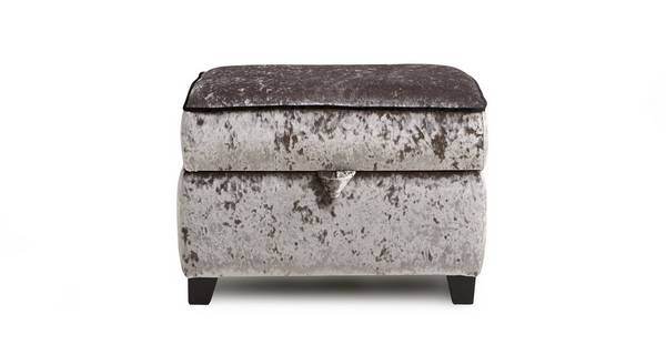Illumino Storage Footstool