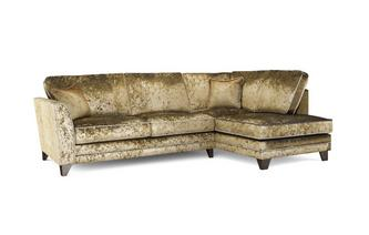 Illumino Left Hand Facing Arm Formal Back Corner Sofa Illumino
