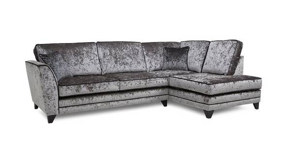 Illumino Left Hand Facing Arm Formal Back Corner Sofa