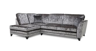 Illumino Right Hand Facing Arm Formal Back Corner Sofa