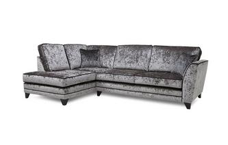 Right Hand Facing Arm Formal Back Corner Sofa Illumino