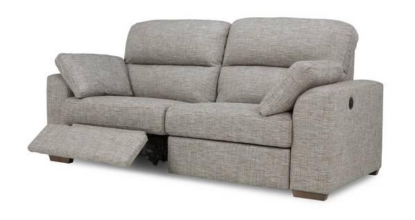 Image 3-zits elektrische recliner