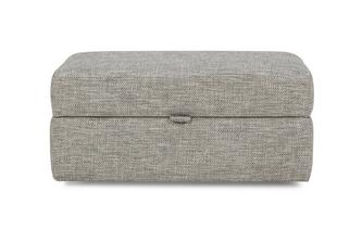 Rectangular Storage Footstool Image