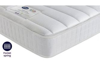 Traditional Sprung Small Double 120cm Kids Mattress