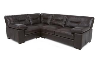 Right Hand Facing 2 Seater Corner Sofa Capri