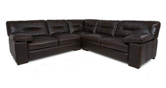 Immerse 4 Seater Corner Sofa (2 + C + 2)