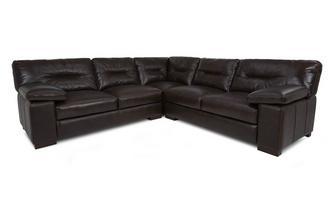 4 Seater Corner Sofa (2 + C + 2) Capri