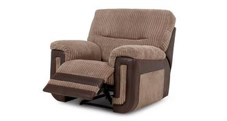 Inception Handbediende recliner stoel