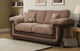 Inception 2 Seater Formal Back Deluxe Sofa Bed Inception