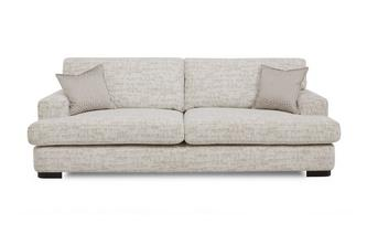 4 Seater Formal Back Sofa Indulge