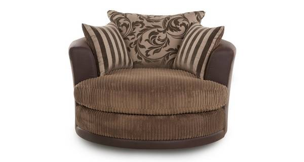 Infinity Large Swivel Chair