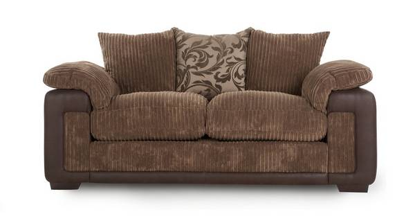 Infinity 2 Seater Pillow Back Sofa