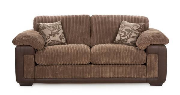 Infinity 3 Seater Formal Back Sofa
