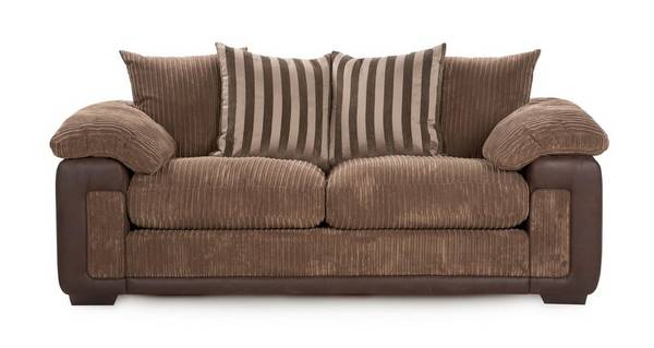 Infinity 3 Seater Pillow Back Sofa